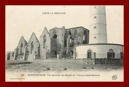 Plougonvelin * Ruines De L'abbaye St Mathieu * Collection Andrieu * Recto Et Verso - Plougonvelin
