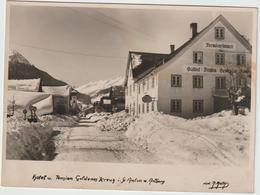 Autriche : Hotel U. Pension Goldenes Kreuz I Se Anton  A Arlberg , Mattis R. - Unclassified