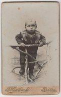 9692 Poland Plock Fot F. Pawlowski Visit Portrait - Old (before 1900)