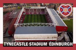 CP.STADE DE FOOTBALL.  EDINBURGH  ECOSSE    TYNECASTLE  STADIUM    #  CS. 498 - Voetbal