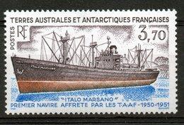 TERRE Australes Et Antarctique Française Bateaux  Neuf ** - Terre Australi E Antartiche Francesi (TAAF)