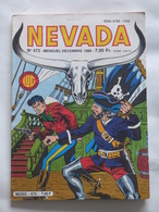 NEVADA N° 473   TBE - Nevada