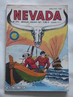 NEVADA N° 474   TBE - Nevada