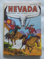NEVADA N° 476   TBE - Nevada