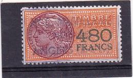 T.F.S.U N°302 - Revenue Stamps
