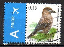 BELGIQUE. N°3732 Oblitéré De 2008. Cassenoix. - Songbirds & Tree Dwellers