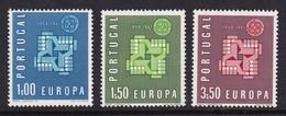 Portugal 1961, Complete Set MNH. Cv 3 Euro - Ungebraucht