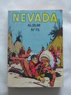 ALBUM NEVADA N° 73  ( N° 416 à N° 418 ) TBE - Nevada