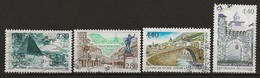 FRANCE:, Obl., N° YT 2954 à 2957, Série, TB - Frankreich