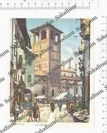 PINEROLO - Immagine Ritagliata Da Pubblicazione Originale D'epoca - Victorian Die-cuts
