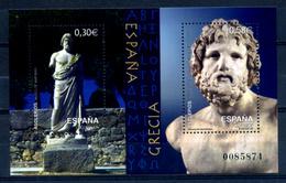 Spain 2003 España / Classic Sculptures Joint Issue Greece MNH Emisión Conjunta Grecia Esculturas Clásicas  / Il32 1-41 - Emisiones Comunes