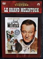 Les Plus Grands Westerns De John Wayne - Le Grand McLintock . - Western / Cowboy