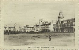 EGYPT - HELIOPOLIS - BOULEVARD ABBAS Helio10 - Autres