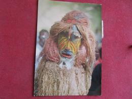 Guiné-Bissau - Guinea-Bissau - Máscara Do Grupo Folclore - Masque De Groupe Folklorique - Guinea-Bissau