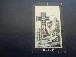 Doodsprentje ( 31 )  Maes  /  Lust  -   Ghyverinchove  Gijverinkhove  1898 - Décès