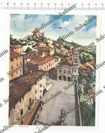 SAN MARINO - Immagine Ritagliata Da Pubblicazione Originale D'epoca - Victorian Die-cuts