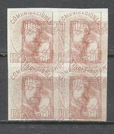 Q539M- PRUEBA AMADEO I AÑO 1872 Nº125.PRUEBA ESSAY PROOF Stamp Classic..PRUEBA ESSAY PROOF AMADEO I DE SABOYA - 1872-73 Reino: Amadeo I