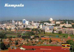 1 AK Uganda * Blick Auf Die Hauptstadt Kampala - Luftbildaufnahme * - Uganda