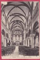 CPA 38 VINAY Intérieur De L 'église - Vinay