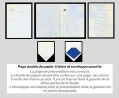 FRENCH-LINE-PAQUEBOT-S-S-NORMANDIE-ENSEMBLE-DE-CORRESPONDANCE-DE-1ere-CLASSE - Boats