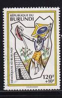 Burundi, Vfu - Burundi
