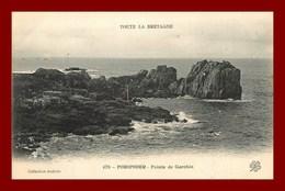 PORSPODER * Pointe De Garchin * édition Andrieu  * Recto Et Verso - France