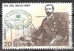 DIA MUNDIAL SELLO - AÑO 1990 - Nº EDIFIL 3057 - 1931-Hoy: 2ª República - ... Juan Carlos I
