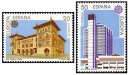 EUROPA - AÑO 1990 - Nº EDIFIL 3058-59 - 1931-Hoy: 2ª República - ... Juan Carlos I