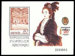 EXFILNA 90 - AÑO 1990 - Nº EDIFIL 3068 - 1931-Hoy: 2ª República - ... Juan Carlos I