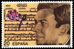 CENTENARIOS - AÑO 1990 - Nº EDIFIL 3070 - 1931-Hoy: 2ª República - ... Juan Carlos I