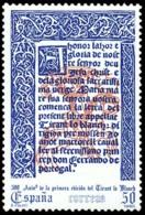 CENTENARIOS - AÑO 1990 - Nº EDIFIL 3072 - 1931-Hoy: 2ª República - ... Juan Carlos I