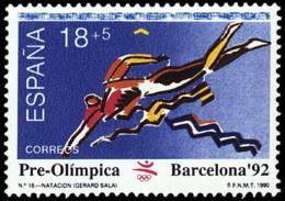 BARCELONA 92 - AÑO 1990 - Nº EDIFIL 3077 - 1931-Hoy: 2ª República - ... Juan Carlos I