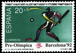 BARCELONA 92 - AÑO 1990 - Nº EDIFIL 3078 - 1931-Hoy: 2ª República - ... Juan Carlos I