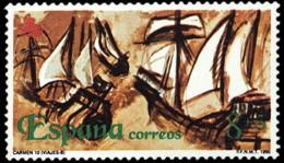 V CENTENARIO DESCUBRIMIENTO DE AMERICA - AÑO 1990 - Nº EDIFIL 3080 - 1931-Hoy: 2ª República - ... Juan Carlos I