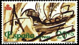V CENTENARIO DESCUBRIMIENTO DE AMERICA - AÑO 1990 - Nº EDIFIL 3081 - 1931-Hoy: 2ª República - ... Juan Carlos I