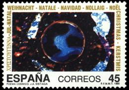 NAVIDAD - AÑO 1990 - Nº EDIFIL 3085 - 1931-Hoy: 2ª República - ... Juan Carlos I