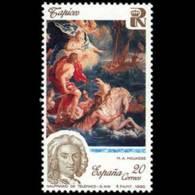 PATROMONIO ARTISTICO NACIONAL - AÑO 1990 - Nº EDIFIL 3090shc - 1931-Hoy: 2ª República - ... Juan Carlos I