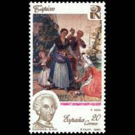 PATROMONIO ARTISTICO NACIONAL - AÑO 1990 - Nº EDIFIL 3090shd - 1931-Hoy: 2ª República - ... Juan Carlos I