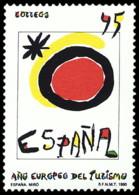 AÑO EUROPEO DEL TURISMO - AÑO 1990 - Nº EDIFIL 3091 - 1931-Hoy: 2ª República - ... Juan Carlos I