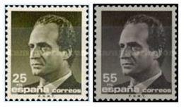 JUEN CARLOS I - AÑO 1990 - Nº EDIFIL 3096-97 - 1931-Hoy: 2ª República - ... Juan Carlos I
