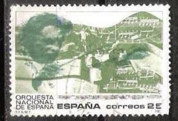 ORQUESTA NACIONAL - AÑO 1990 - Nº EDIFIL 3098 - 1931-Hoy: 2ª República - ... Juan Carlos I