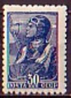 RUSSIA - UdSSR - 1937 - 1939 - Freimarken - Flieger - 30 Kop. Mi 682 L A  Dent. 12:121/2 - 1923-1991 USSR