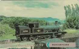 Mercury, MER637, Manchester '94, Adams Radial, Train, Unused, Only 1000 Issued, 2 Scans.    20MERA/WC - Reino Unido