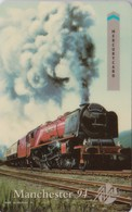 Mercury, MER634, Manchester '94, The Duchess, Train, Unused, Only 1000 Issued, 2 Scans.    20MERA/WC - Reino Unido