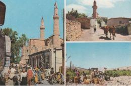 Postcard - Selimiye's Market Place On A Friday Mornong Cyprus - No Card No.  Very Good - Ohne Zuordnung