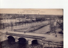 CPA - 15 - 2 -   AURILLAC - PROMENADE DU GRAVIER - LA  JORDANNE - N° 113 - - Aurillac