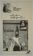 Jidéhem. - Le Fantôme Et Le Colonel. - Récit Complet Spirou 1976. - Spirou Magazine