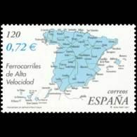 150 AÑOS MINISTERIO FOMENTO - AÑO 2001 - Nº EDIFIL 3855shc - 2001-10 Gebraucht