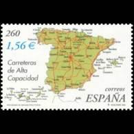 150 AÑOS MINISTERIO FOMENTO - AÑO 2001 - Nº EDIFIL 3855she - 2001-10 Gebraucht