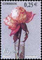 LA FLOR Y EL PAISAJE - AÑO 2002 - Nº EDIFIL 3874 - 2001-10 Gebraucht